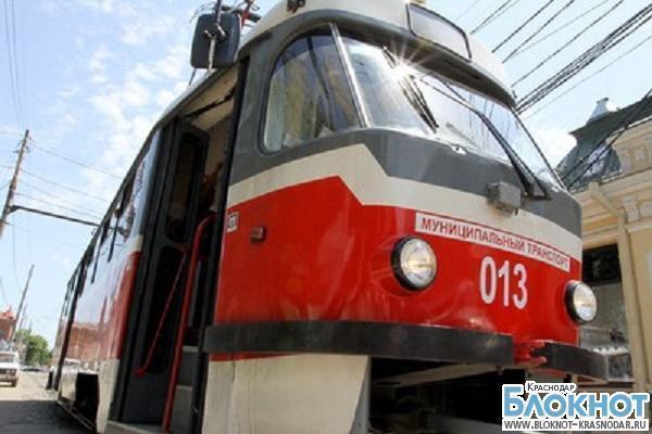 Маршруты краснодарских трамваев номеров 21 и 22 изменятся