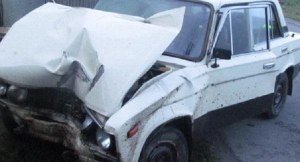 В Адыгее виновником аварии стал водитель без прав