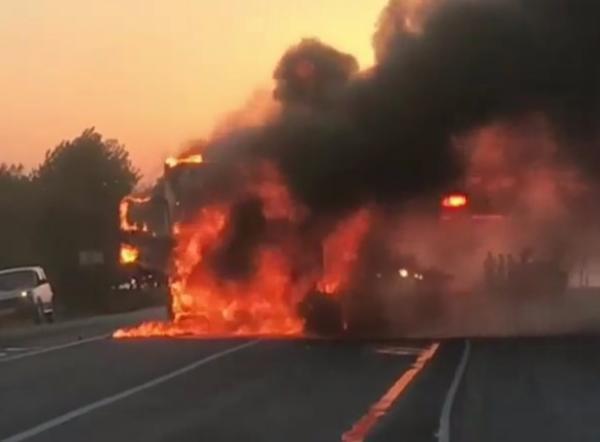 Трое 18-летних парней сгорели заживо в жуткой аварии под Краснодаром