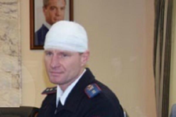 Мэр Сочи наградил участников полицейской погони за голым преступником