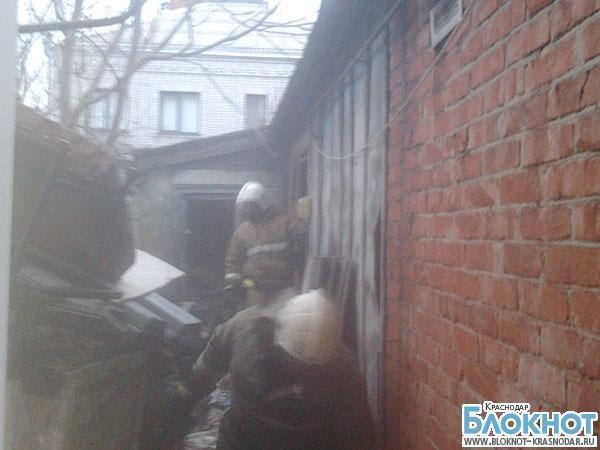 В Краснодаре при пожаре погибли двое