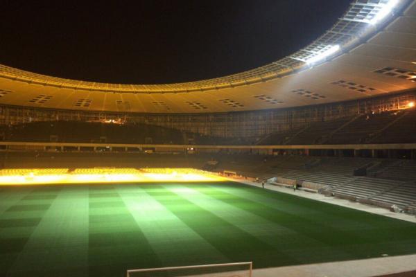 Сергей Галицкий опубликовал в Twitter фотографию стадиона «Краснодар»