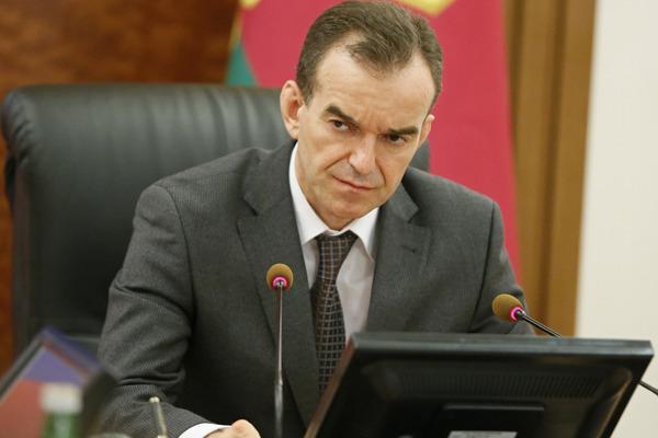 Губернатор Кубани озвучил 4 заповеди для застройщиков