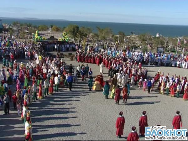 В этностанице «Атамань» стартовал фестиваль «Легенды Тамани»