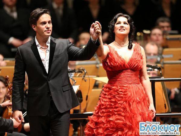 Краснодарская оперная певица Анна Нетребко рассталась с гражданским мужем