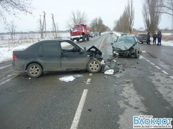 ДТП в Славянском районе: двое травмированы