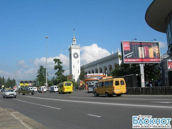 В Сочи появилась новая схема движения общественного  транспорта