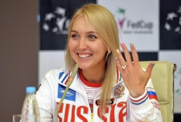 Веснина назвала золотую медаль в Рио «лучшим моментом в карьере»
