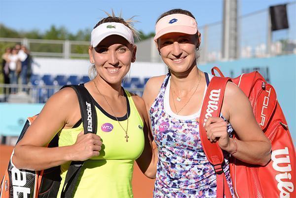 Веснина и Макарова вышли в полуфинал парного турнира Олимпиады