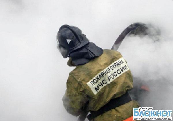 В Краснодарском крае мужчина погиб из-за неосторожного обращения с огнем