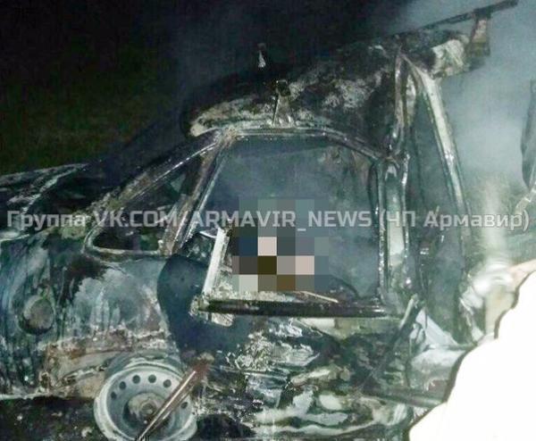 Шесть человек погибли на трассах Кубани в 2-х ДТП засутки