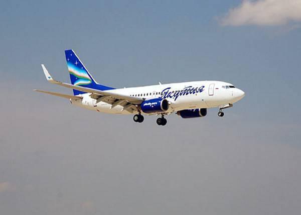 Летевший из Сочи самолет, экстренно сел из-за плохого самочувствия пассажира