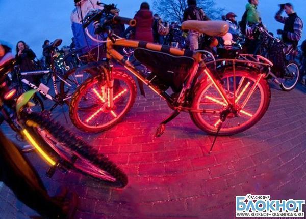 В кубанской столице «Час Земли» соберет более 200 велосветлячков