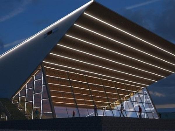 Возле кинотеатра «Аврора» построят подземную парковку на 120 автомобилей