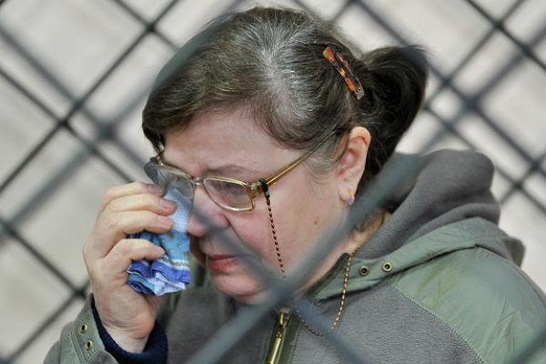 Суд вынес приговор матери главаря кущевской банды Сергея Цапка