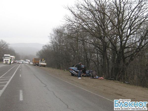 В Новороссийске в ДТП погибли двое и один травмирован