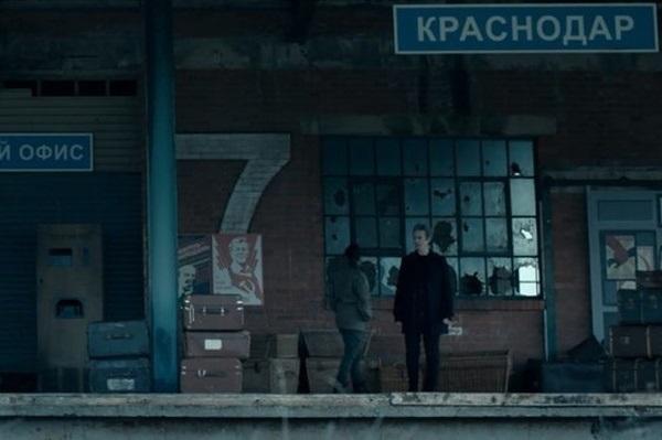 Герои британского сериала «Доктор Кто» оказались на краснодарском вокзале