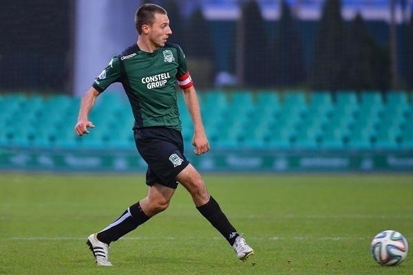Полузащитник «Краснодара» Ланин будет играть за «Балтику»