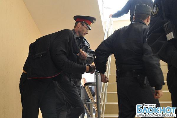 В Краснодарском крае суд вынес приговор  убийце семьи в поселке Стрелка