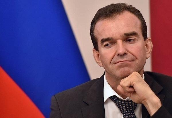 Губернатор Кубани получил хорошую оценку в рейтинге Кремля