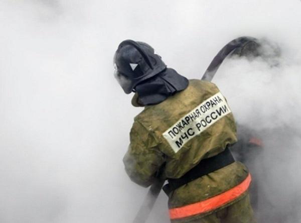 Краснодарские бомжи сожгли дом центре города