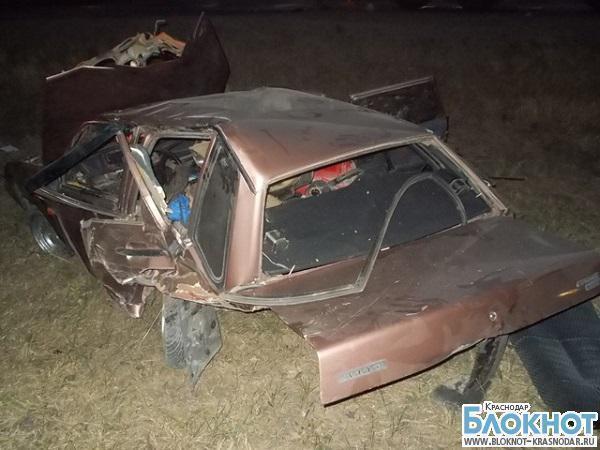 В Армавире в аварии погиб тридцатилетний мужчина