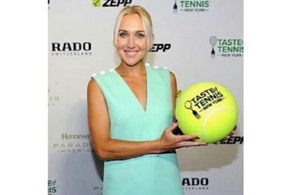 Елена Веснина порадует юных теннисистов на турнире в свою честь
