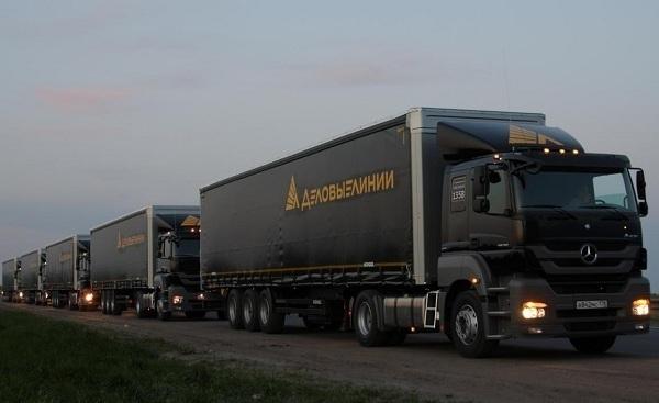 Владелец транспортной компании «Деловые Линии» - Александр Богатиков