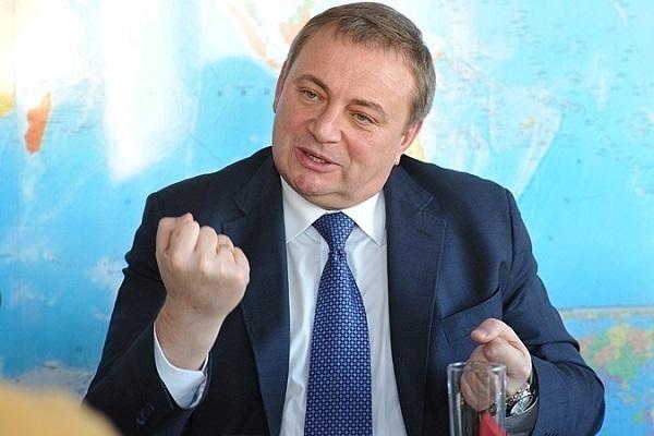 Мэр Сочи Пахомов опроверг сообщение о своем уходе