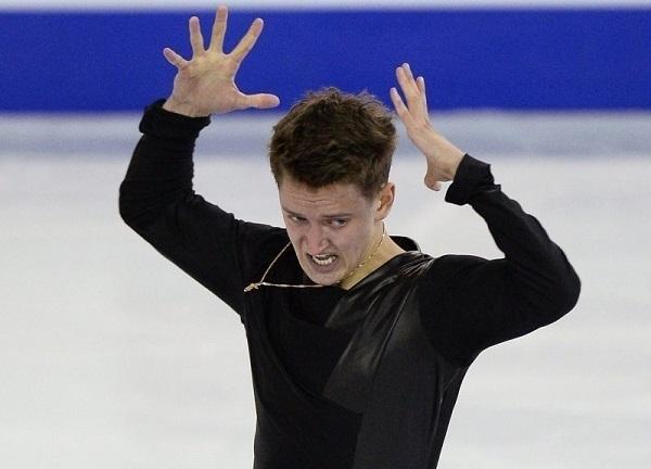 Фигурист-победитель Ковтун недоволен своим выступлением в Сочи