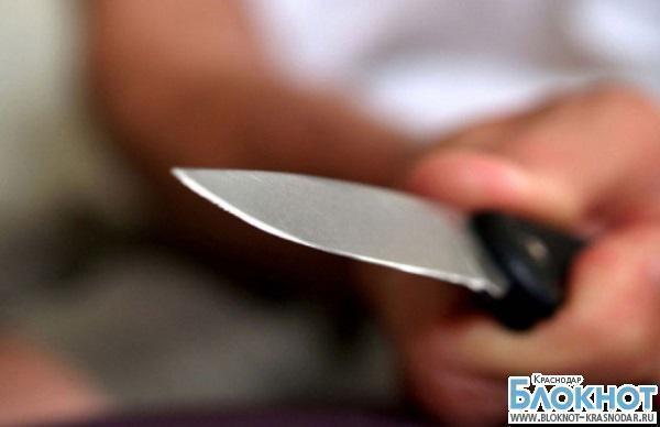 В Армавире местная жительница остановила драку кухонным ножом