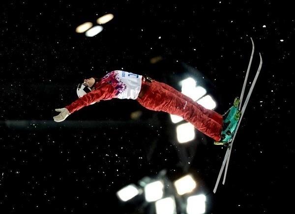 Сочинская спортсменка выиграла «серебро» на первом этапе Кубка мира по лыжной акробатике