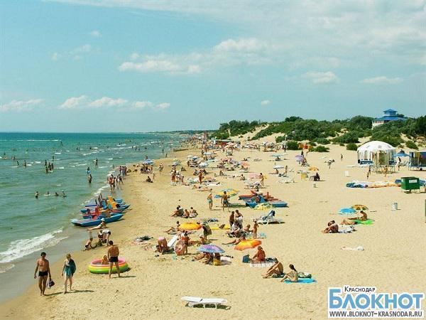 Анапские пляжи приведут в порядок