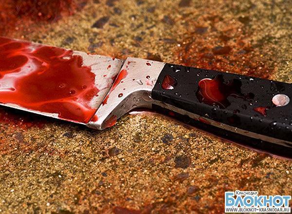 В Тимашевске мужчина ударил ножом свою сожительницу