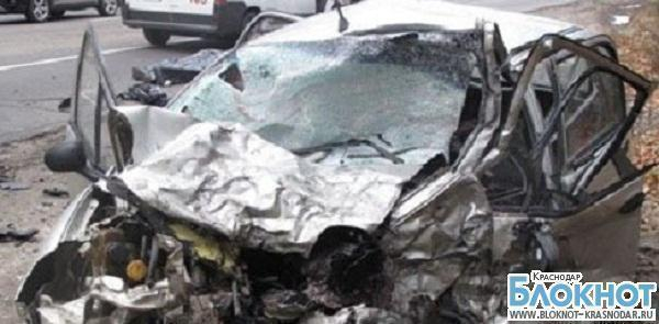 В Адыгее в аварии погибли две женщины и 4-летний ребенок