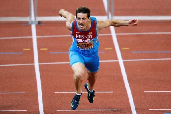 Краснодарцы - победители национального чемпионата по лёгкой атлетике
