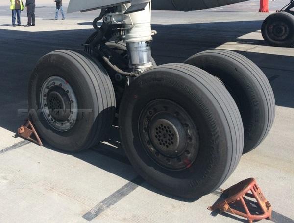 СК не нашел неисправность у самолета, прилетевшего из Сочи в Тюмень
