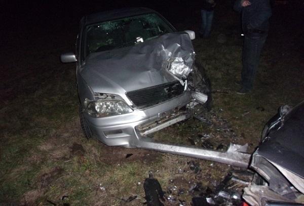 В Кавказском районе в аварии пострадали пять человек