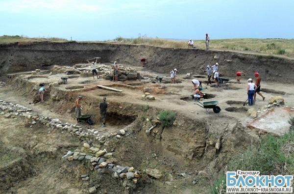 На Кубани появится государственный музей-заповедник «Фанагория»