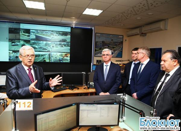 В Краснодар прибыла делегация из Симферополя