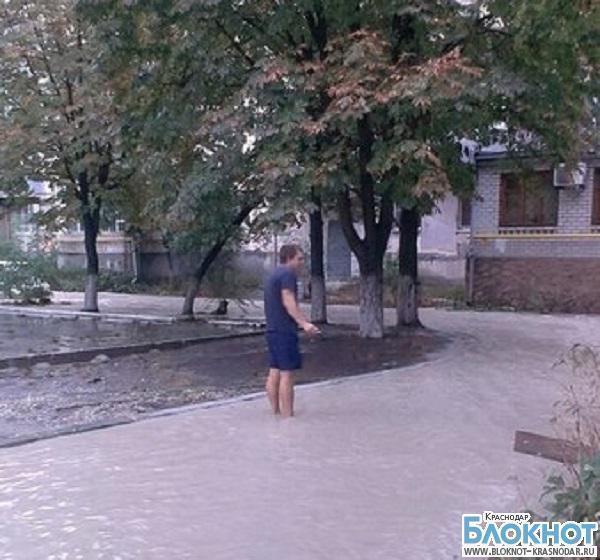В Краснодарском крае бархатный сезон сопровождается ливнями