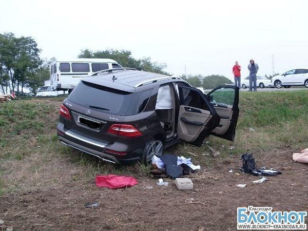 В Краснодарском крае  главный судебный пристав Адыгеи погиб в аварии