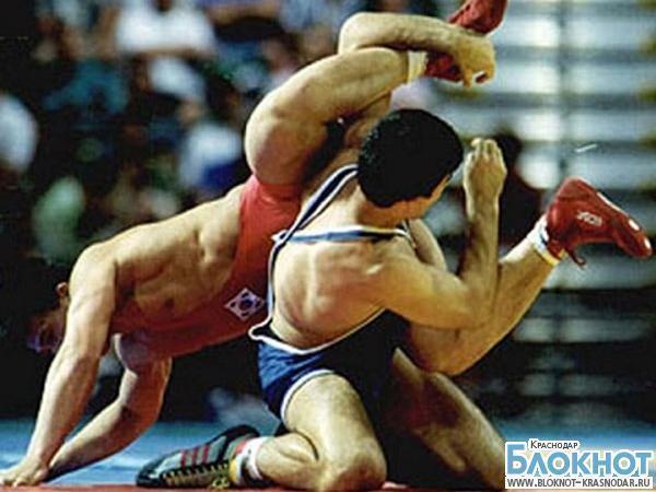 В Белореченске два дня будет проходить чемпионат края по вольной борьбе