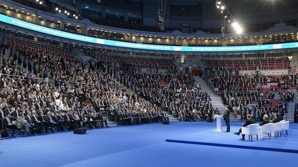 В Краснодарском крае открылся Международный Инвестиционный Форум «Сочи-2014»