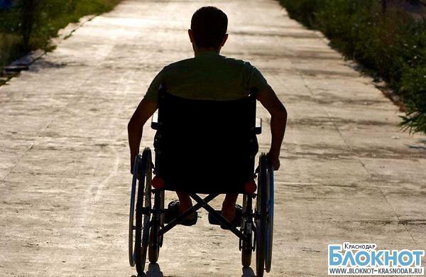 В Усть-Лабинском районе пьяный парень сбил инвалида-колясочника