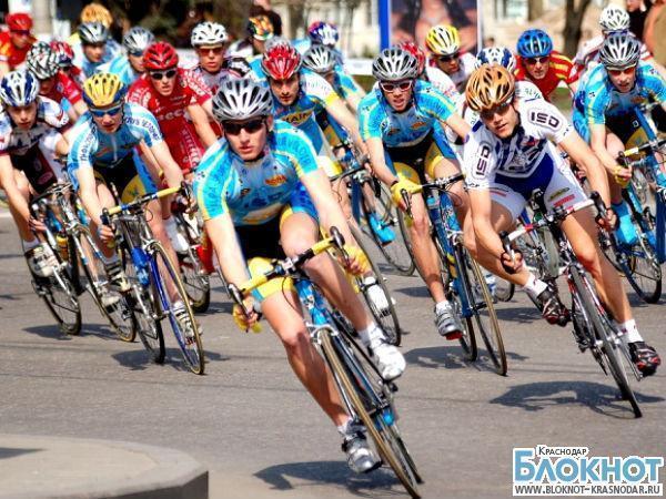 Участники кубанской велогонки преодолеют более 185 км