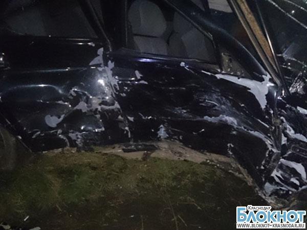 ДТП в Усть-Лабинске: пострадали 8 человек