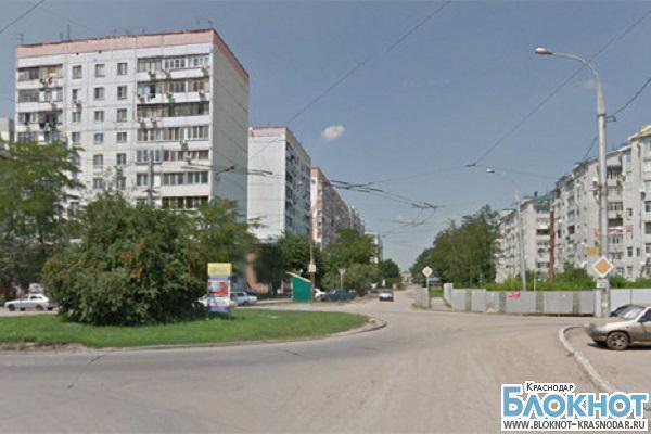 В Краснодаре ограничили проезд по улице Восточно-Кругликовская