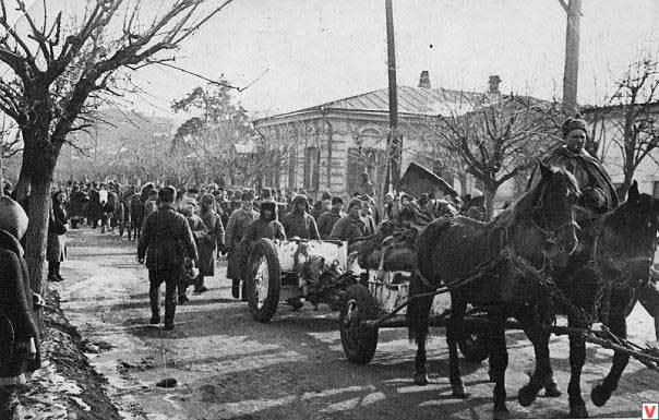 Календарь: 76 лет назад Кубань освободилась от немецко-фашистских захватчиков