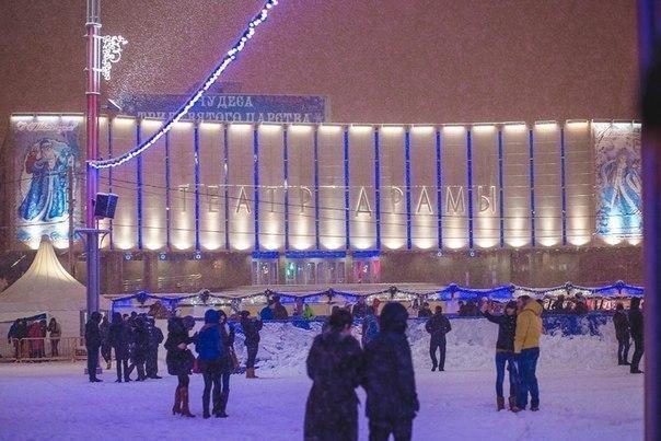 В Краснодаре новогодние утренники подходят к концу